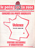 Project 5 le poing et la rose